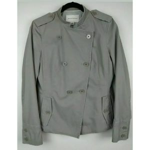 Banana Republic Double Breasted Weekend Jacket 10